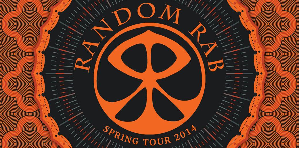 Random Rab, Govinda, Medisin, Numatik, CollectiveOne